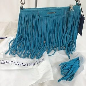 Rebecca Minkoff Finn Crossbody Convertible Bag NWT